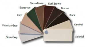 Exterior Color Options