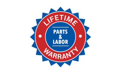 Lifetime Warranty on Windows